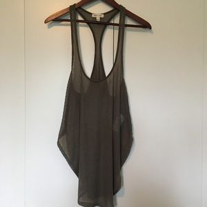 Urban Outfitters Silence + Noise Oversized  Tank